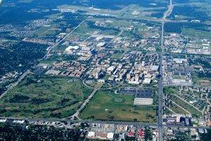 Campus Aerial.2007